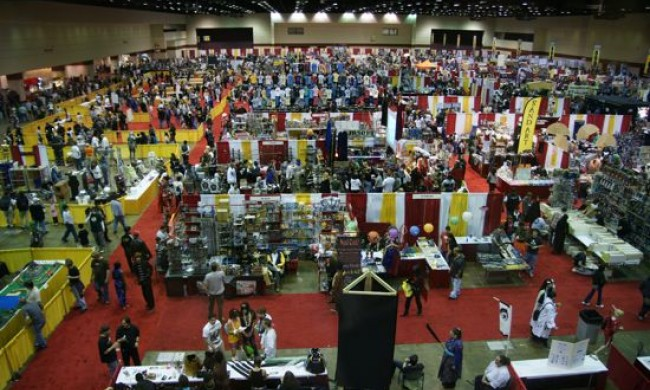 Visit MegaCon at the Orange County Convention Center in Orlando!