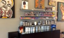 Elle Vie is a Paul Mitchell Focus Salon in Hannibal Square in Winter Park.
