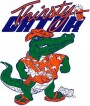 Thirsty Gator Oyster Pub in Orlando says Go Gators!