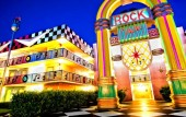Rock around the clock at Disney's All-Star Music Resort in Orlando!