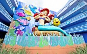 Spend the night Under the Sea at Disney's Art of Animation Resort.