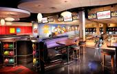 Splitsville is located at Downtown Disney West Side.